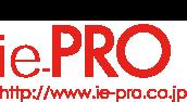 株式会社いえプロ(ie-PRO)のロゴマーク